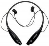 Genuine LG Tone Hbs-730 Wireless Bluetooth Stereo Headset Black Silver