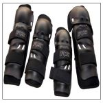 Capeshoppers Fox Knee & Elbow Guard For Bike-riders