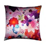 Lushomes Digital Printed Butterfly Cushion Cover On Premiumwhiteout Fabric