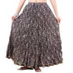 Vivan Creation Shree Mangalam Mart Multicolor Printed Skirt Free Size (product Code - Smskt637)