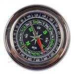 Stainless Steel Metal Military Magnetic Compass Mhiking Camping Portable-01