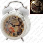 Exclusive Fashionable Analog Gift Table Wall Desk Self Clock Watch With Alarm-83