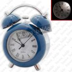 Exclusive Fashionable Analog Gift Table Wall Desk Self Clock Watch With Alarm-93