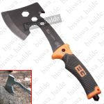 Antiques Pics Metal Heavy Survival Axe Stick Knife Knives Churi Chaku Garden Cutter With Cover Home Decor Outdoor Camping - 03