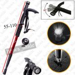 Aluminum 9 LED Trekking Pole Walking Stick Treking Stick Hiking Pole-01