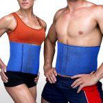 Sports Yechun Waist Trimmer Tummy Gym Slim Belt Slimming Support Weight Loss Belt