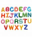 Fridge Magnet 26 PCs Wooden Stickers In Vivid Shapes Cute And Beautiful
