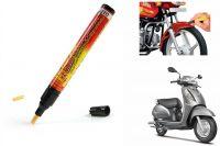 Spidy Moto Auto Smart Coat Paint Scratch Repair Remover Touch Up Pen For Suzuki Access 125 (se)