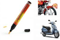 Spidy Moto Auto Smart Coat Paint Scratch Repair Remover Touch Up Pen For Suzuki Access 125