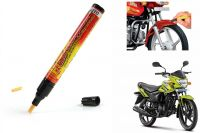 Spidy Moto Auto Smart Coat Paint Scratch Repair Remover Touch Up Pen For Suzuki Hayate