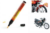 Spidy Moto Auto Smart Coat Paint Scratch Repair Remover Touch Up Pen For Tvs Max4r