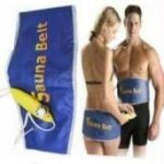 Vibrating, Heating Sauna Ab Slimmer Slim Fit Belt