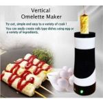 Egg Master With Vertical Grill Technology Vertical Omlette Maker