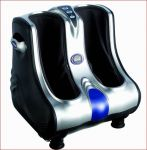 Leg Massager Leg, Foot, Calf, And Ankle Massager (squeeze And Vibration)