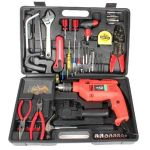 New Tool Kit Powerful Drill Machine With Lots Of Accessories 2 Speed Drill