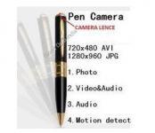 Spy Pen Camera Expandable Upto 16GB