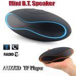 Portable Wireless Bluetooth Mini Stereo Speaker FM Radio Usb/micro SD