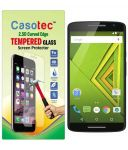 Casotec Tempered Glass Screen Guard For Motorola Moto X Play