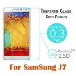 Samsung Galaxy J7 2.5d Curved Tempered Glass Screen Protector