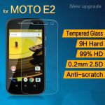 Motorola Moto E (2nd Gen) 2.5d Curved Tempered Glass Screen Protector