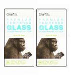 Gorilla Premium Tempered Glass For Samsung Galaxy J2( Pack Of 2)