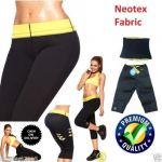 Unique Cartz Combo Of Belt N Pant Hot Shapers Neoprene Belt Tummy Body Slim Shaper