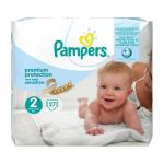 Pampers Premium Protection New Baby Sensitive Diapers (size 1) - New Born-21pc (2-5kg)