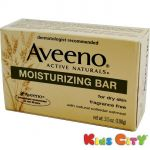 Aveeno Active Naturals Moisturizing Bar - 100g (35oz)