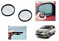 Autoright 3r Round Flexible Car Blind Spot Rear Side Mirror Set Of 2-toyota Innova