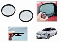 Autoright 3r Round Flexible Car Blind Spot Rear Side Mirror Set Of 2-hyundai Sonata New