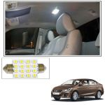 Autoright 16 Smd LED Roof Light White Dome Light For Maruti Suzuki Ciaz