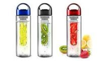Pioneer5253 Fruit Fuzer Infusing Infuser Water Bottle Sports Health Juice Maker