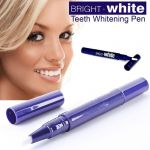 1pc Teeth Whitening Gel Pen Tooth Whitener Bleaching System And Stain Eraser