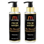 Man Arden Face Wash - The Maverick - Moisturizing 100ml - Pack Of 2