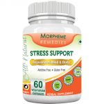 Morpheme Stress Support- 600mg Extract - 60 Veg Caps