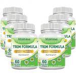 Morpheme Trim Formula (garcinia) 600mg Extract 60 Veg Caps - 6 Bottles