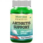 Morpheme Arthritis Support - 600mg Extract - 60 Veg Caps