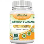 Morpheme Boswellia & Curcumin 500mg Extract 60 Veg Caps