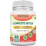 Morpheme Complete Detox 500mg Extract 60 Veg Caps
