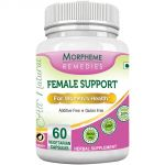 Morpheme Female Support 600mg Extract 60 Veg Caps