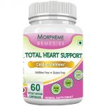 Morpheme Total Heart Support - 500mg Extract - 60 Veg Caps