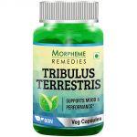 Morpheme Tribulus Terrestris Caps - 500mg Extract - 60 Veg Caps