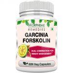 Morpheme Garcinia Forskolin 500mg Extract 60 Veg Caps