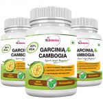 Stbotanica Garcinia - 60% Hca 800mg - 90 Tablets - Pack Of 3