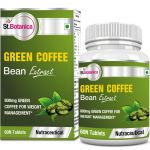 Stbotanica Green Coffee Bean Extract - 800mg - 60 Tablets
