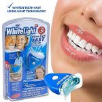 As Seen On TV Magic Bright Complete Teeth Whitening Kit At Home White Light
