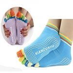 Women Sports Colorful Yoga Socks