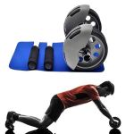 Inindia Fitness Power Stretch Roller Ab Exerciser
