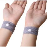 Pack Of 2 Pisix Wristband For Sea Travels Nausea