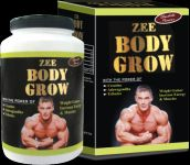 Zee Body Grow Weight Gainer Increases Energy Muscle Mass 300 G